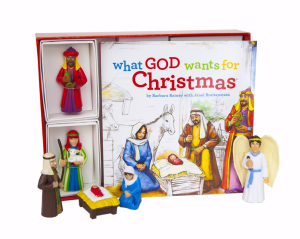 Nativity-What God Wants For Christmas Kit by Family Life ...