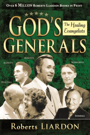 God's Generals 4: The Healing Evangelist LIMITED EDITION AUTOGRAPHED