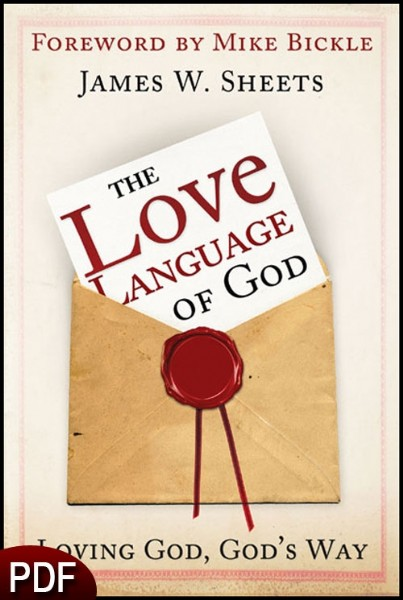 The Love Language of God (E-Book-PDF Download) by James W. Sheets ...
