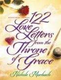 C122 Love Letters from the Throne of Grace (Book) by Nichole Marbach - Click To Enlarge