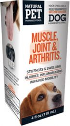 Dog: Muscle, Joint & Arthritis