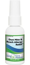 Dust Mite & Roach Allergy Relief
