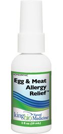 Egg & Meat Allergy Relief
