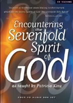 Encountering the Sevenfold Spirit of God (mp3 4 teaching download) by Patricia King