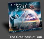 The Greatness of You (Prophetic Music CD) Kelanie Gloeckler
