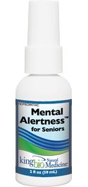 Mental Alertness for Seniors
