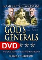 God's Generals (12 DVD Box Set Collection) by Roberts Liardon