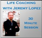 (1) 30 Minute Life Coaching Session