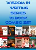 CWisdom in Writing Series 10 Book Combo Set (E-book PDF Download) by Andy Sanders, Cathy Sanders, Ellen King, Tammy Fitzgerald and Kathy Dolman - Click To Enlarge