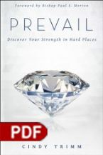 Prevail: Discover Your Strength in Hard Places(E-Book PDF Download) by Cindy Trimm