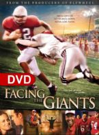 Facing The Giants (DVD Movie) by Provident Films