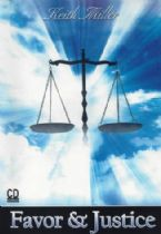 Favor and Justice (teaching CD) by Keith Miller