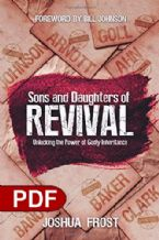 Sons and Daughters of Revival: Unlocking the Power of Godly Inheritance (e-Book PDF Download) by Joshua Frost