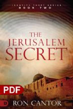 The Jerusalem Secret: Identity Theft, Book 2 (e-Book PDF Dowload) by Ron Cantor