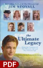 The Ultimate Legacy: From the Creators of The Ultimate Gift and The Ultimate Life (E-book PDF Download) by Jim Stovall