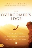 CThe Overcomer's Edge: Strategies for Victorious Living in Y3 Key Areas of Life (Book) by Paul Tsika - Click To Enlarge
