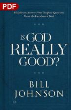Is God Really Good? Your Toughest Questions about the Goodness of God (PDF Download)  by Bill Johnson