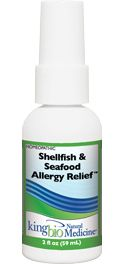 Shellfish & Seafood Allergy Relief
