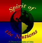Spirit of the Nations (Soaking Instrumental CD) by David Baroni and Identity Network