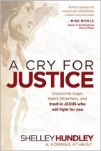 A Cry for Justice (book) by Shelley Hundley