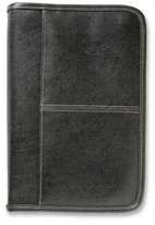 Bible Cover-Aviator Leather Look -LRG-Brn (Gifts)