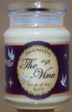 Soy Jar Candle (Gift) Fruit of the Spirit