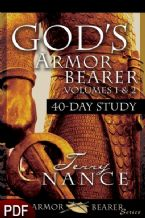 God's Armor bearer, Volumes 1 & 2: 40-Day Study (E-Book-PDF Download) by Terry Nance