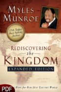 CRediscovering the Kingdom (E-Book-PDF Download) By Myles Munroe - Click To Enlarge