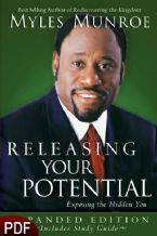 Releasing your Potential (E-Book-PDF Download) By Myles Munroe