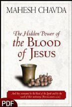 The Hidden Power of the Blood of Jesus (E-Book-PDF Download) by Mahesh Chavda