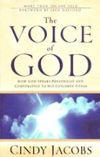 The Voice of God (book) -Cindy Jacobs