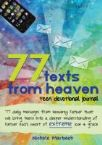 CLEARANCE: 77 Texts from Heaven (Book) by Nichole Marbach