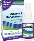 Anxiety & Nervousness