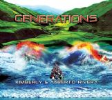 Generations (MP3 Download Prophetic Worship) by Alberto & Kimberly Rivera