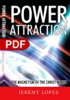 Power Attraction: The Magnetism of the Christ Within (E-book PDF Download) by Jeremy Lopez