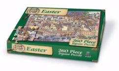 Puzzle-Look Inside The Bible: Easter (260 Piece Jigsaw Puzzle)