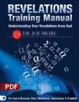 Revelations Training Manual (Ebook PDF Download) by Dr. Joe Ibojie