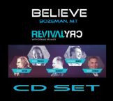 Believe Conference (6 CD Set) by Jason Upton, Kevin Prosch, Dennis Reanier, Georgian Banov and Randy Demain