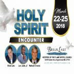 Holy Spirit Encounter Conference (5 CD Set) by Brian Lake, Mahesh Chavda, Leo Lewis Jr.