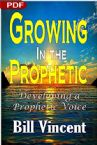 Growing in the Prophetic: Developing a Prophetic Voice (PDF Download) by Bill Vincent