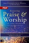 Restoring Praise and Worship to the Church (PDF Download) by Rodrigo Zablah