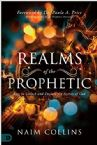Realms of the Prophetic: Keys to Unlock and Declare the Secrets of God (Book) by Naim Collins