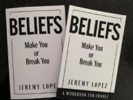 Beliefs:  Make You or Break You Combo Package (E-Book PDF Download) by Jeremy Lopez
