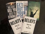 Bouncing Back Into Life Package (5 Books) by Jeremy Lopez
