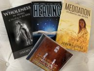 Healing Ministry Essentials (3 Books/CD) by Jeremy Lopez