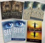 Extreme Prophetic Training Series (4 E-Books/3 E-Study Guides) by Jeremy Lopez