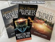 Prophetic Word Book Series (4 E-Book Series) by Jeremy Lopez