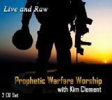 Prophetic Warfare (2 MP3 Worship Download) by Kim Clement