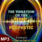 The Vibration of the Spirit and the Prophetic (6 MP3 Teaching Download) by Jeremy Lopez and Deborah Jones