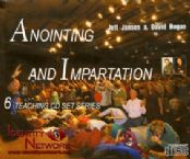 Anointing and Impartation (6 CD Teaching Set) by Jeff Jansen and David Hogan